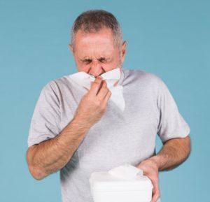 Behandlung gegen Atemwegserkrankungen & Erkältungsbeschwerden